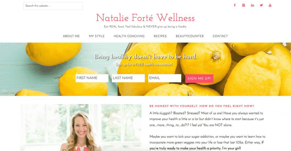 Natalie Forte Wellness