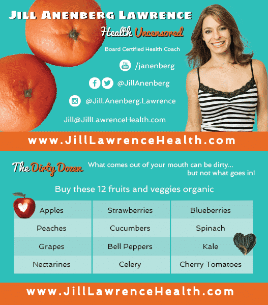 Jill Lawrence Health