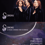 Scirens Business Card