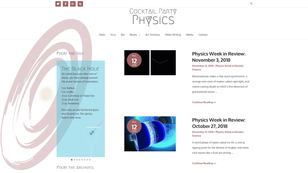 "<a href=""https://cocktailpartyphysics.com"">Cocktail Party Physics</a>"