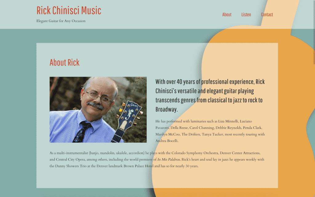 RickChinisciMusic.org