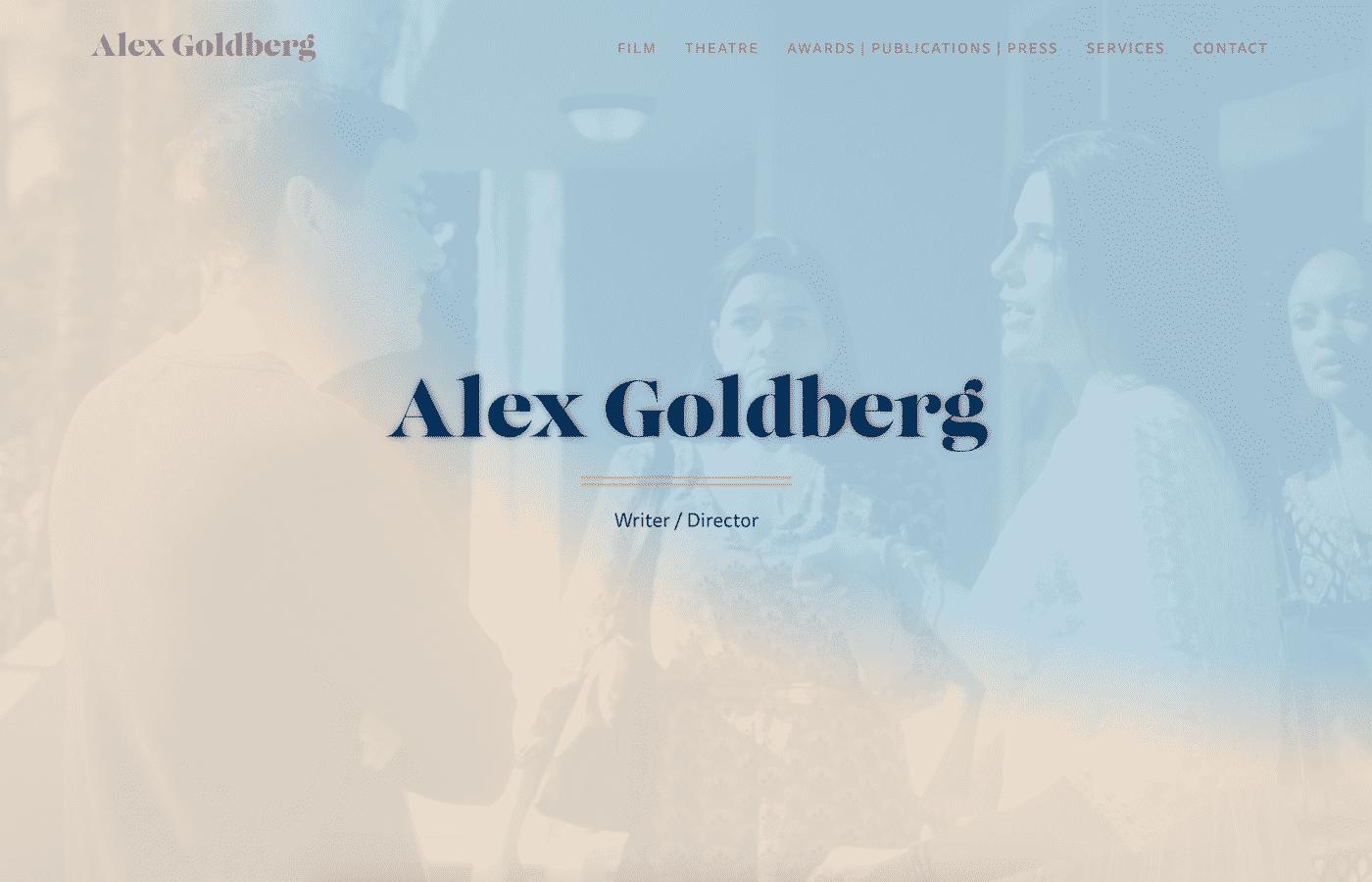Alex Goldberg