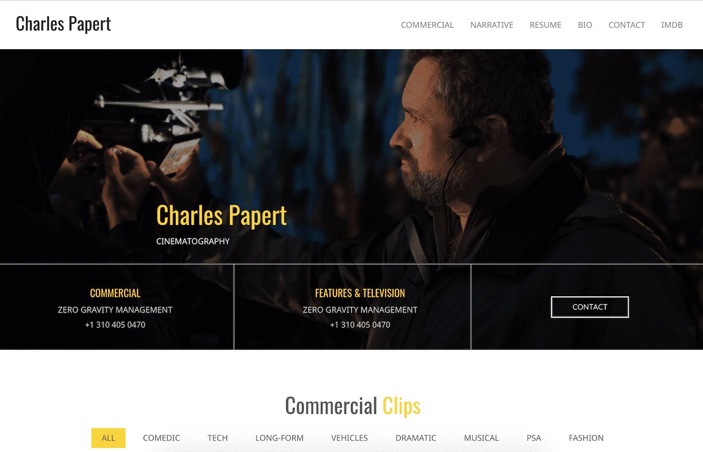 Charles Papert